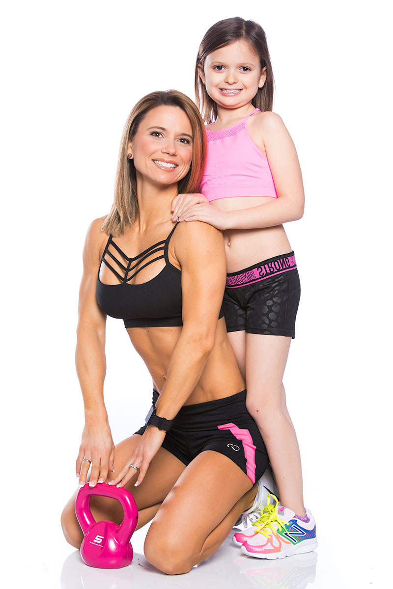 Fit Mom Alexis Fourman