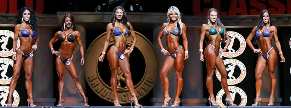 Difference Between Physique Divisions - Which is right for you?