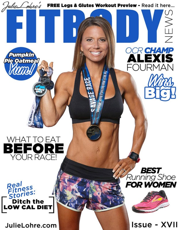 Fitbody Magazine OCR Champion Alexis Fourman