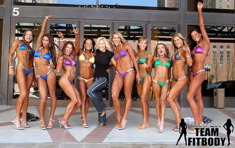 Julie Lohre Bikini Competition Coach