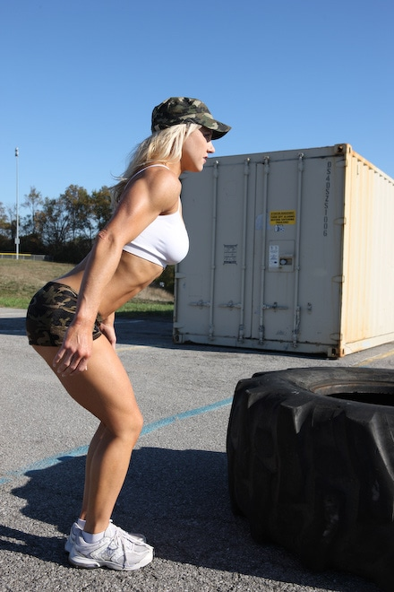 Julie Lohre Crossfit