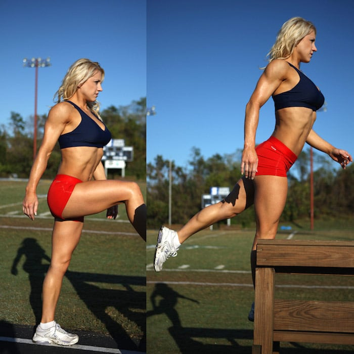 Julie Lohre Exercise