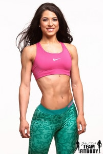 Fitness Photoshoot with Julie Lohre