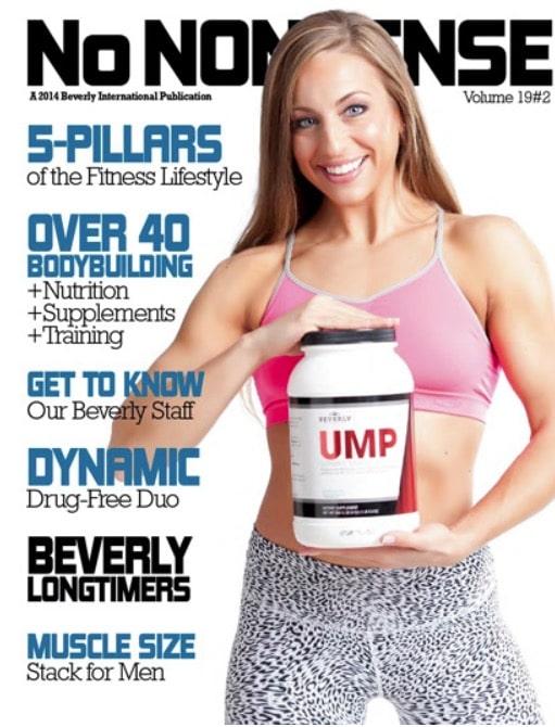 Fit Mom No Nonsense Magazine Beverly International