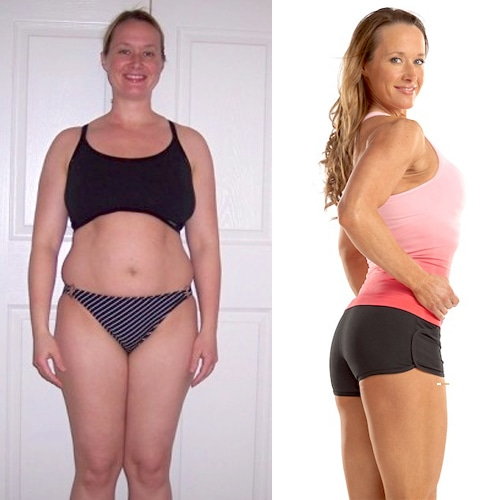 Online Fitness Test Transformation