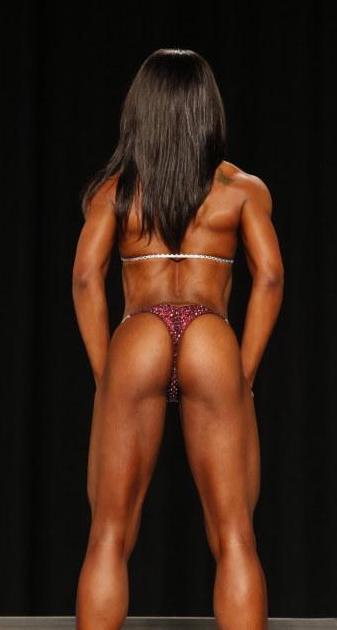 Bikini Back Pose