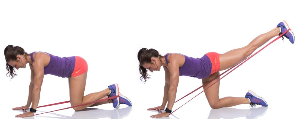 Butt Workouts for Women at Home