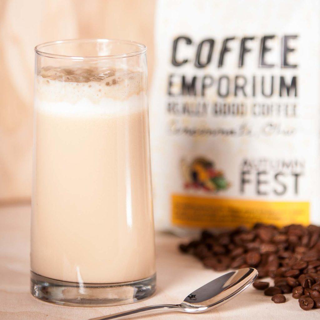 Mocha Coffee Protein Shake