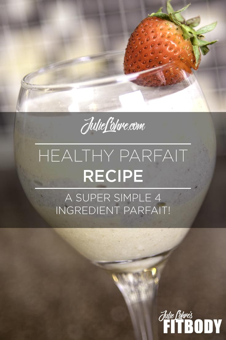 Healthy Parfait Recipe