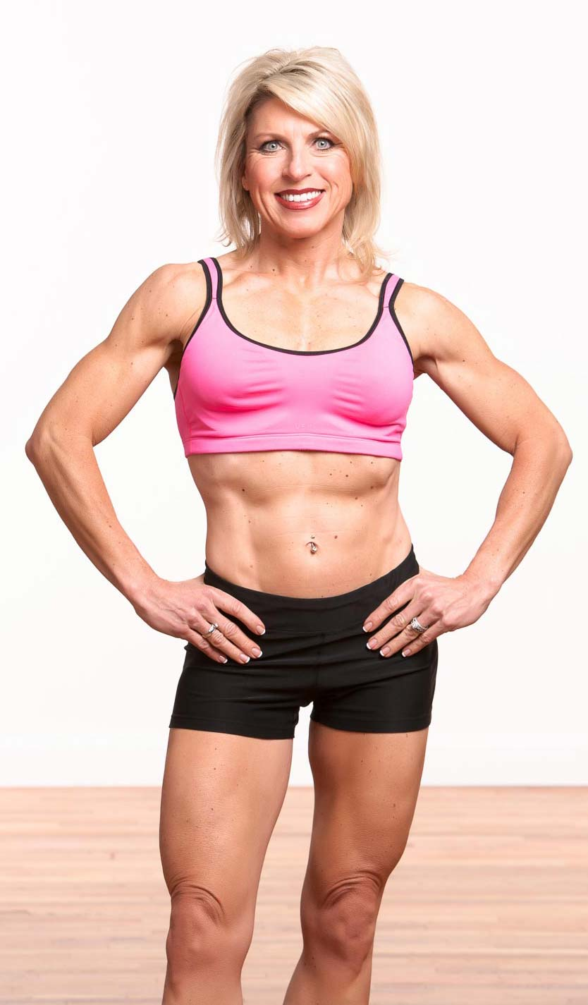 Online Personal Training Success Story Jill Woolwine