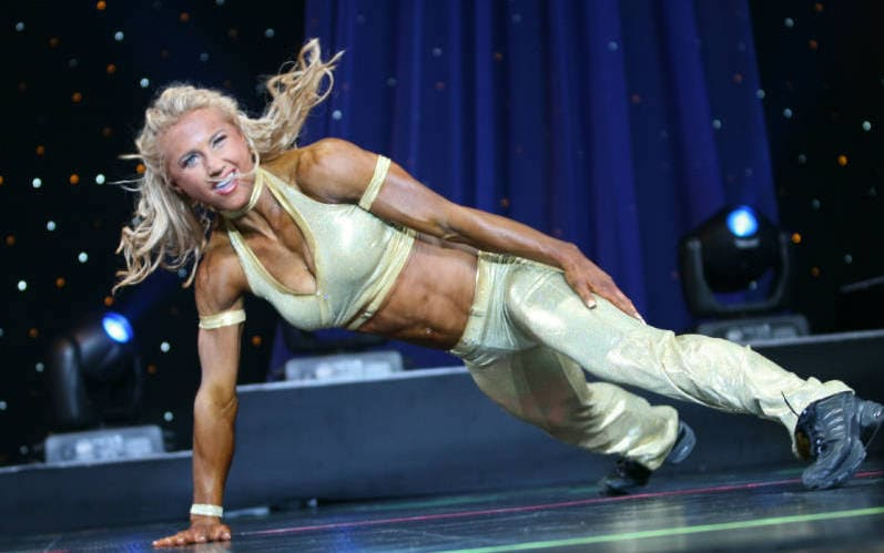 Julie Lohre Arnold Classic Fitness Routine