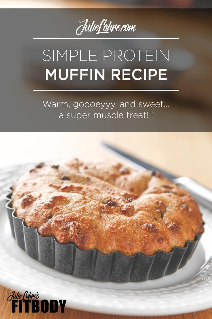 Simple Protein Muffin Recipe