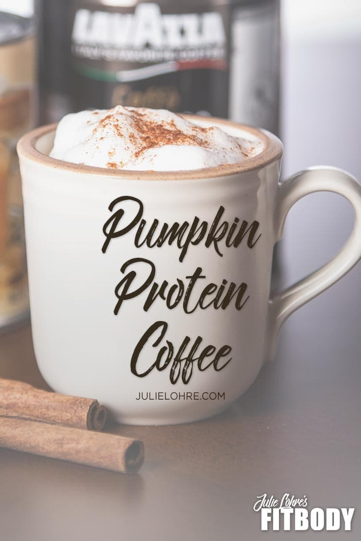 Pumpkin Protein Coffee Recipe