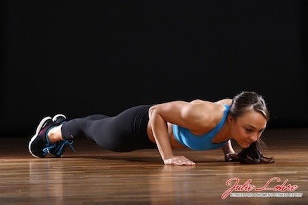 Correct Pushup Form