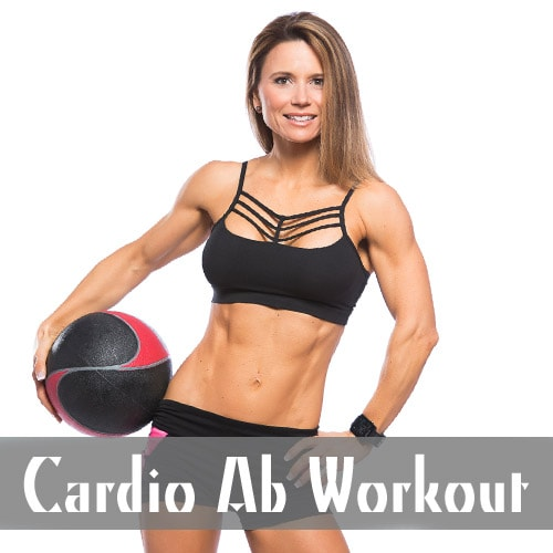 FITBODY Cardio Ab Workout