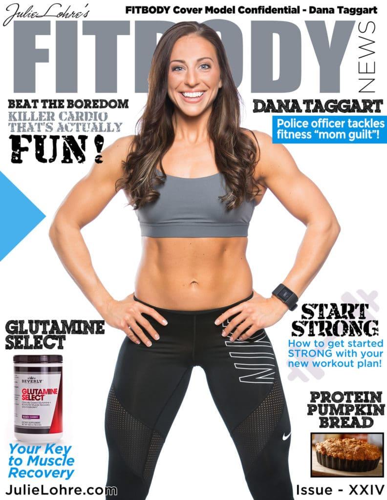Fitbody News Magazine XXIV Julie Lohre