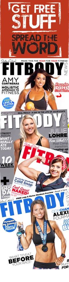 Free Fitness Magazine
