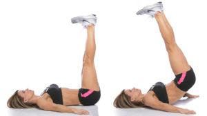 Upward Hip Thrusts
