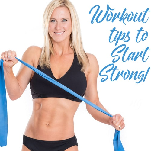 2018 Workout Tips to Start Strong