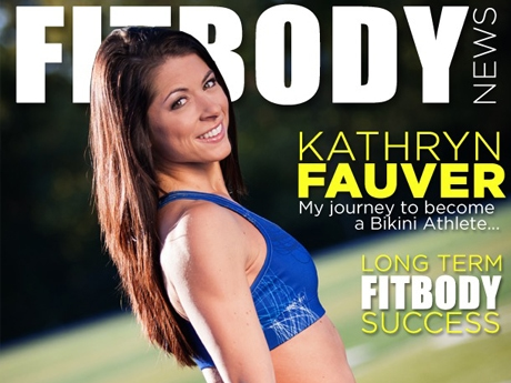 FITBODY Magazine - Kathryn Fauver