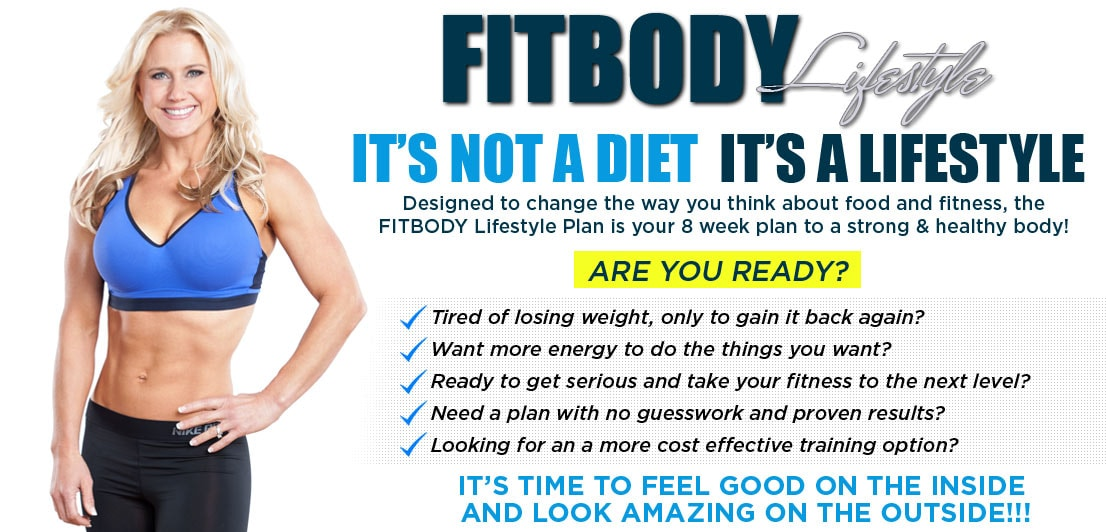 Fitbody Lifestyle Workout Plan for Women