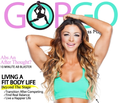 Julie Lohre Gorgo Womens Fitness Magazine