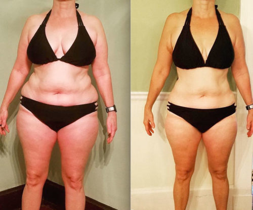 Online Personal Training Success Story