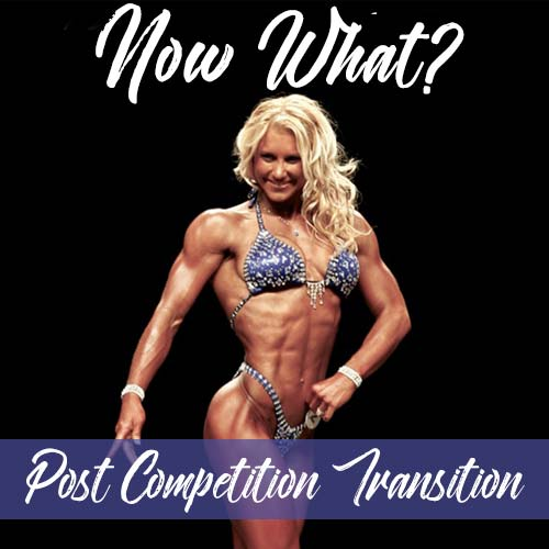 Post Competition Transition with IFBB Pro Julie Lohre