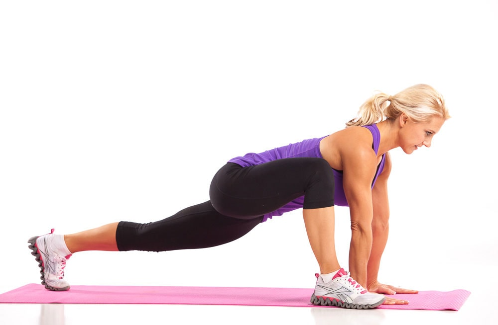 Runners Lunge