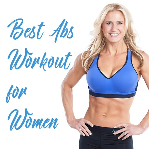 Abs Workout for Women Featured Image