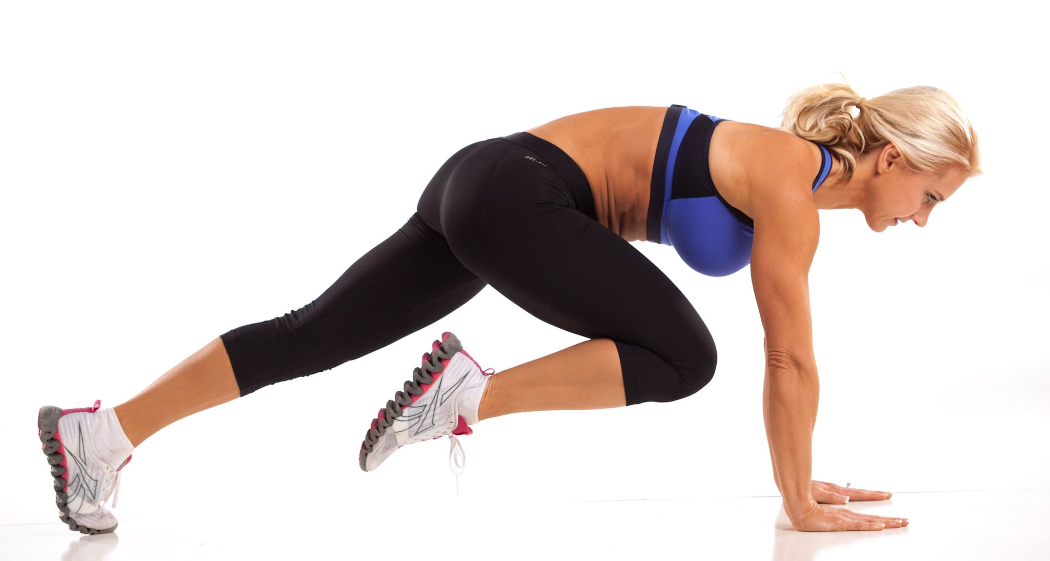 Amazing Ab Workout - All about the core.