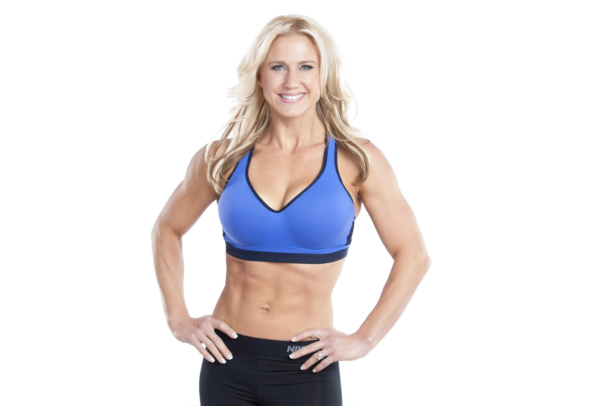 Abs workout for women with Julie Lohre