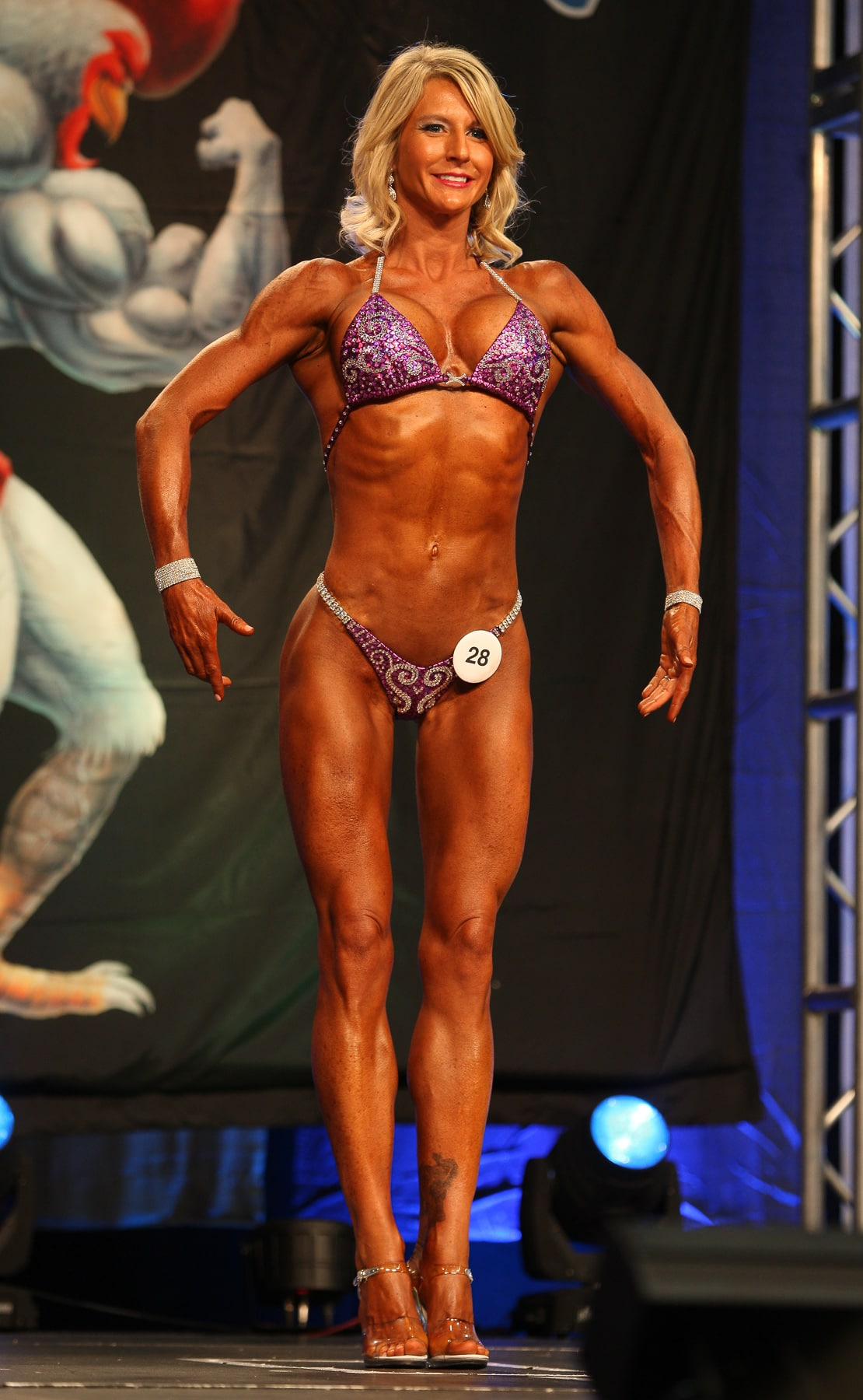 Jennifer Jacobs Figure Competitor