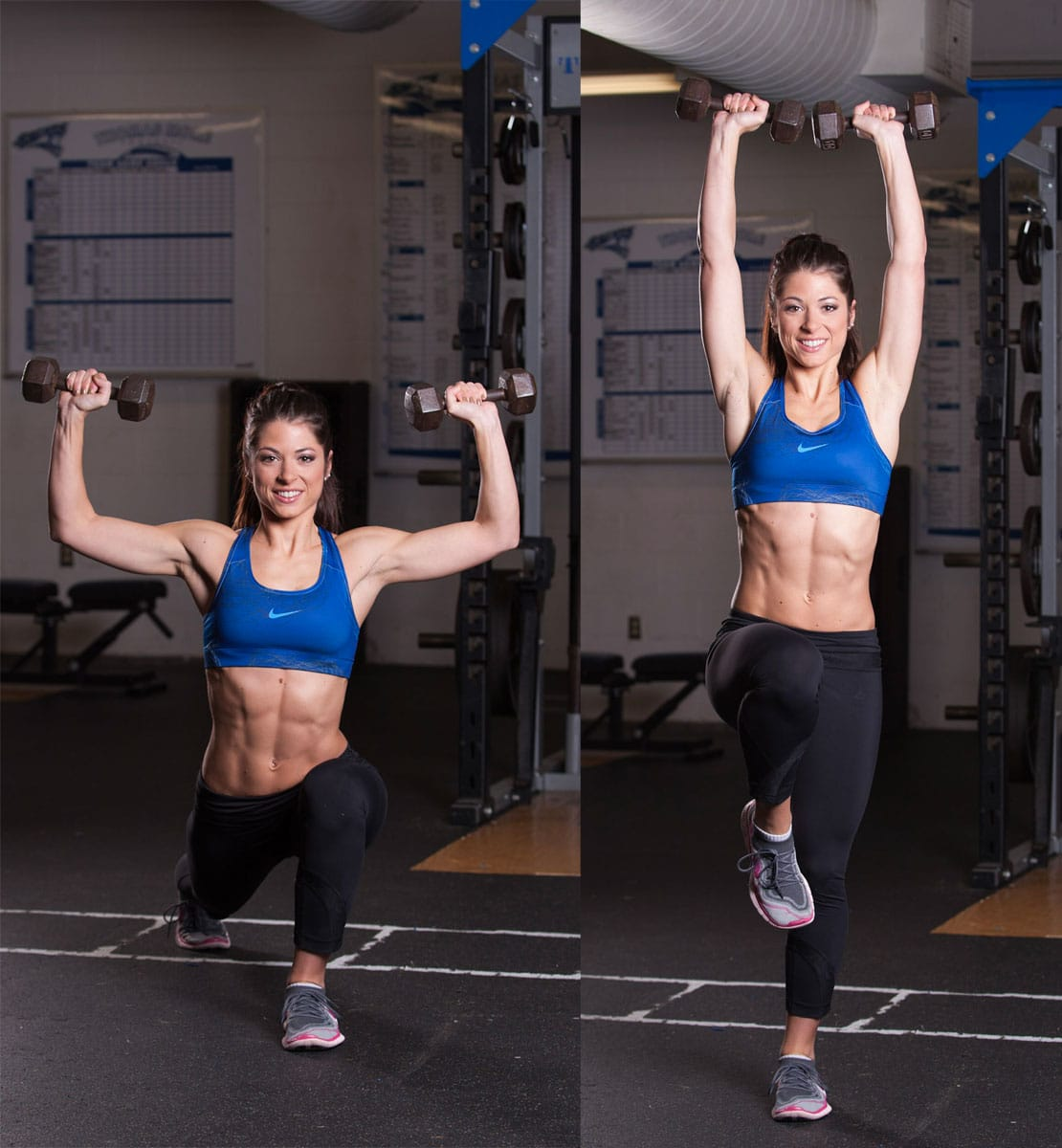 Lift Off Lunge with Julie Lohre