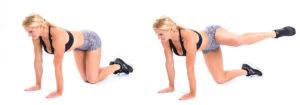 Pilates Side Knee Raise with Julie Lohre