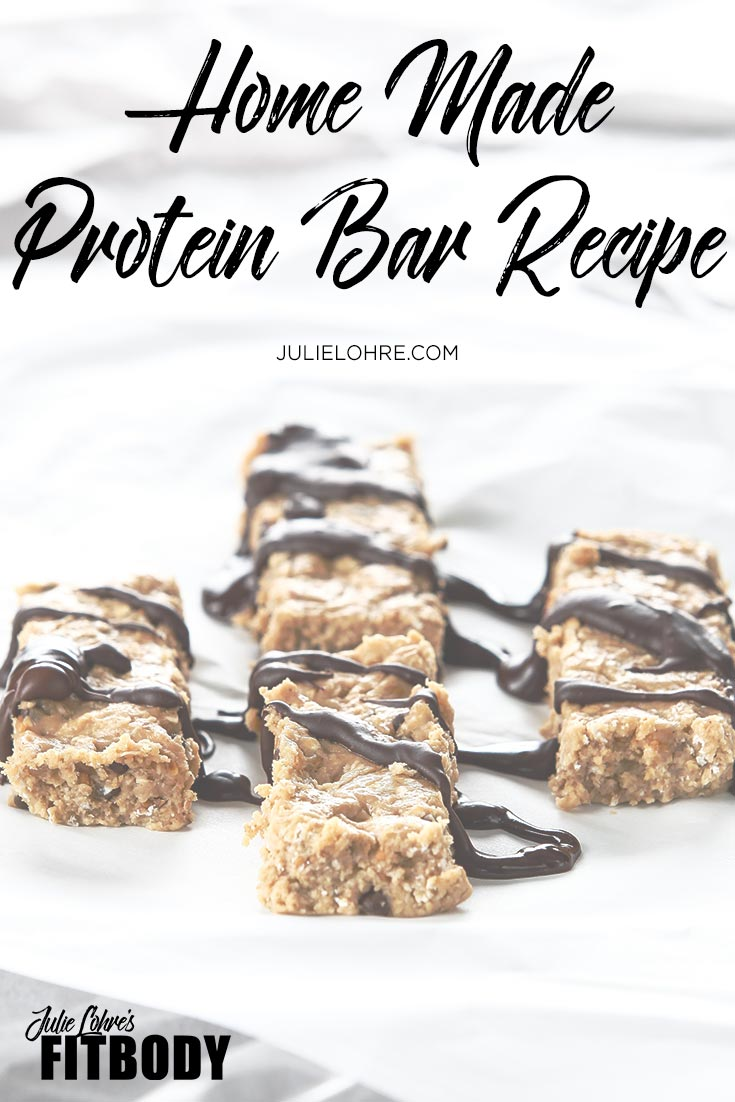 Home Made Protein Bar Recipe