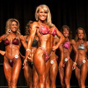 Masters Figure Competitor