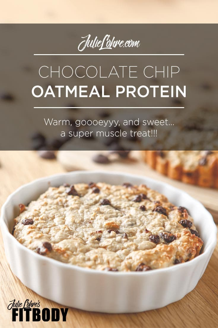 Oatmeal Protein Recipe