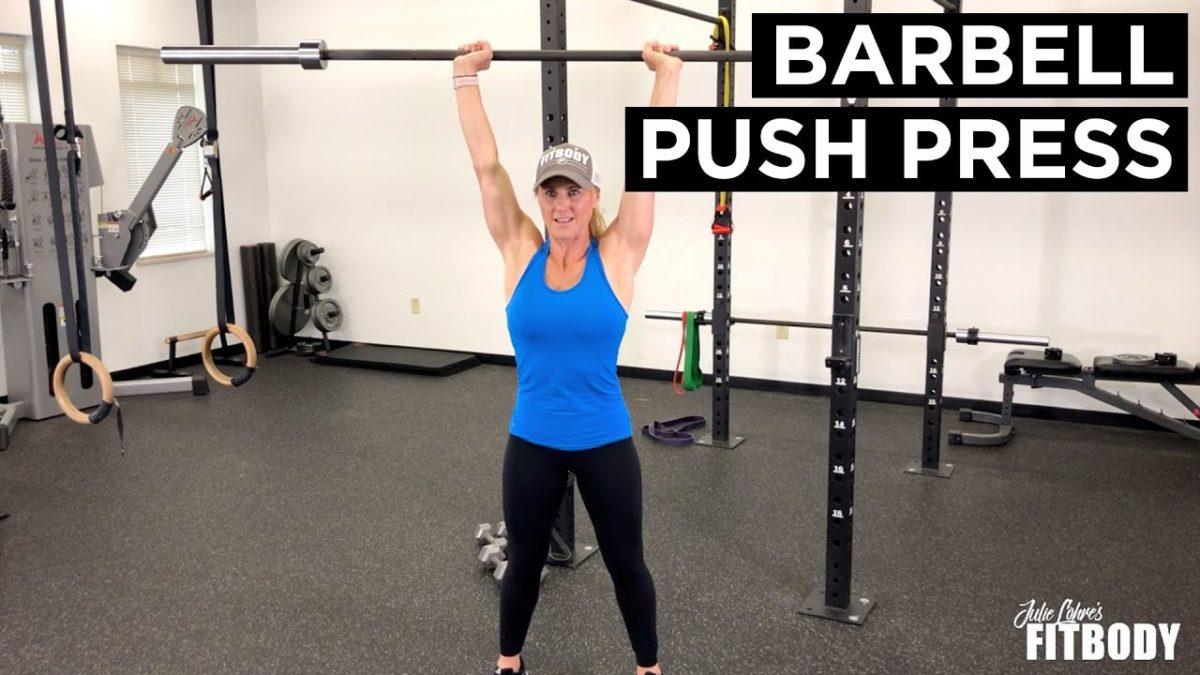 Push Press Exercise