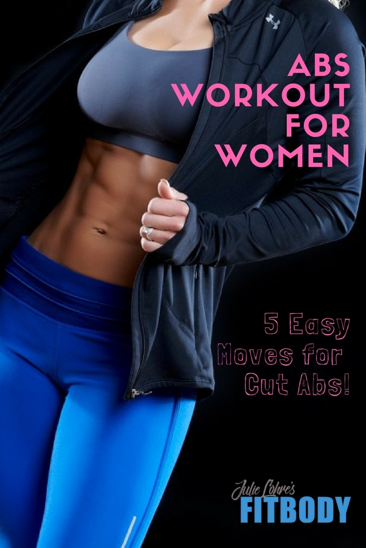 Easy Ab Workout for Women