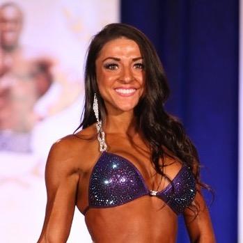 Megan Petty NPC Bikini Champion