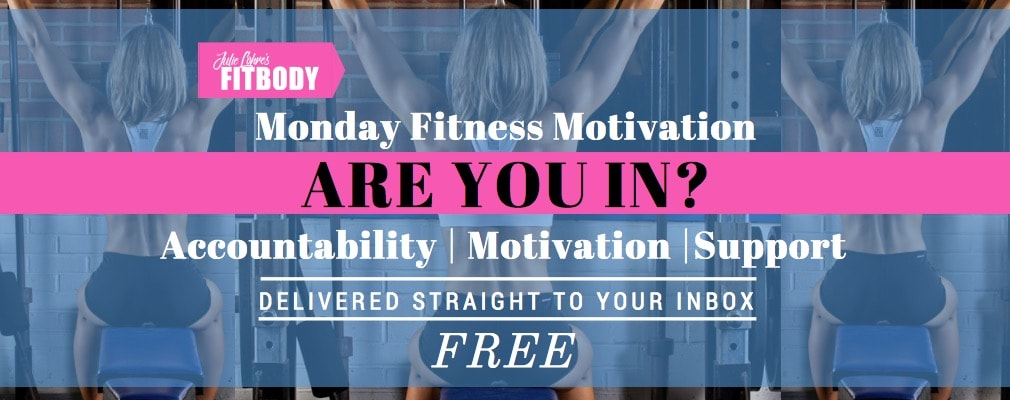 Monday Motivation Fitness