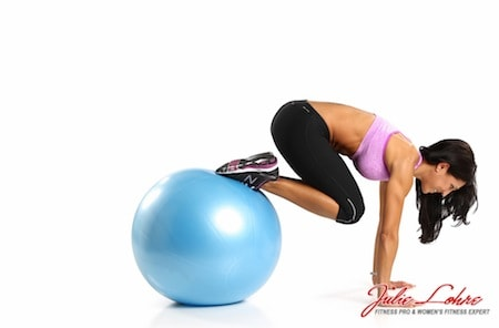 Ab Ball Curl Ins