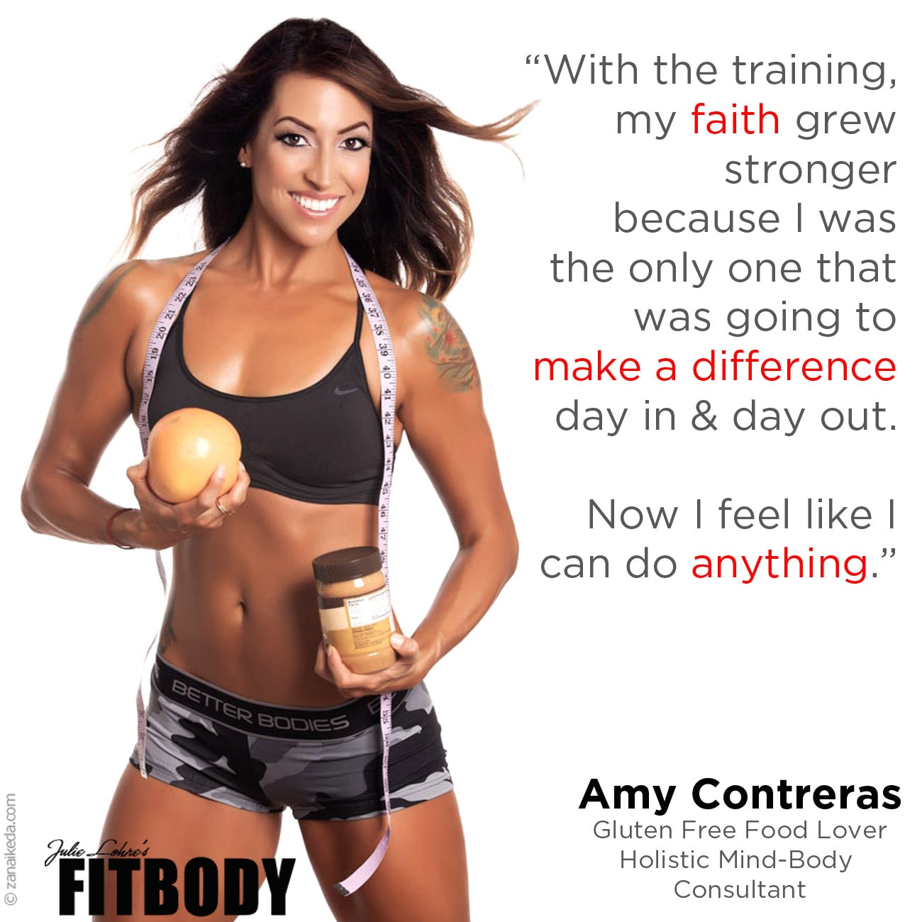Fitness Motivation Amy Contreras