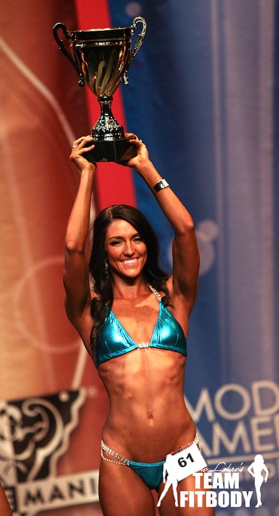 Fitness America Bikini Champion