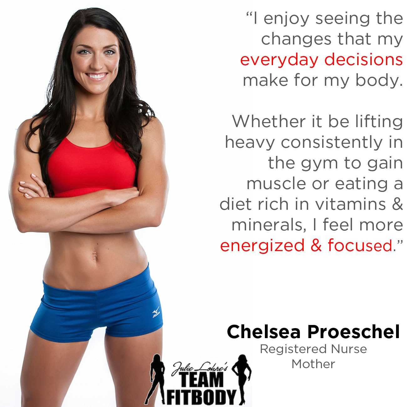Fitness Motivation Chelsea Proeschel