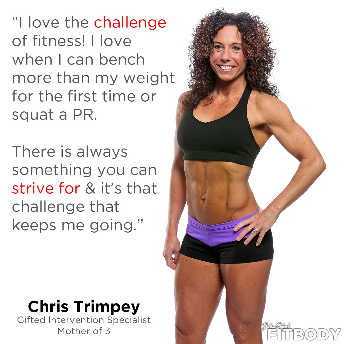 Fitness Motivation IFBB Pro Chris Trimpey