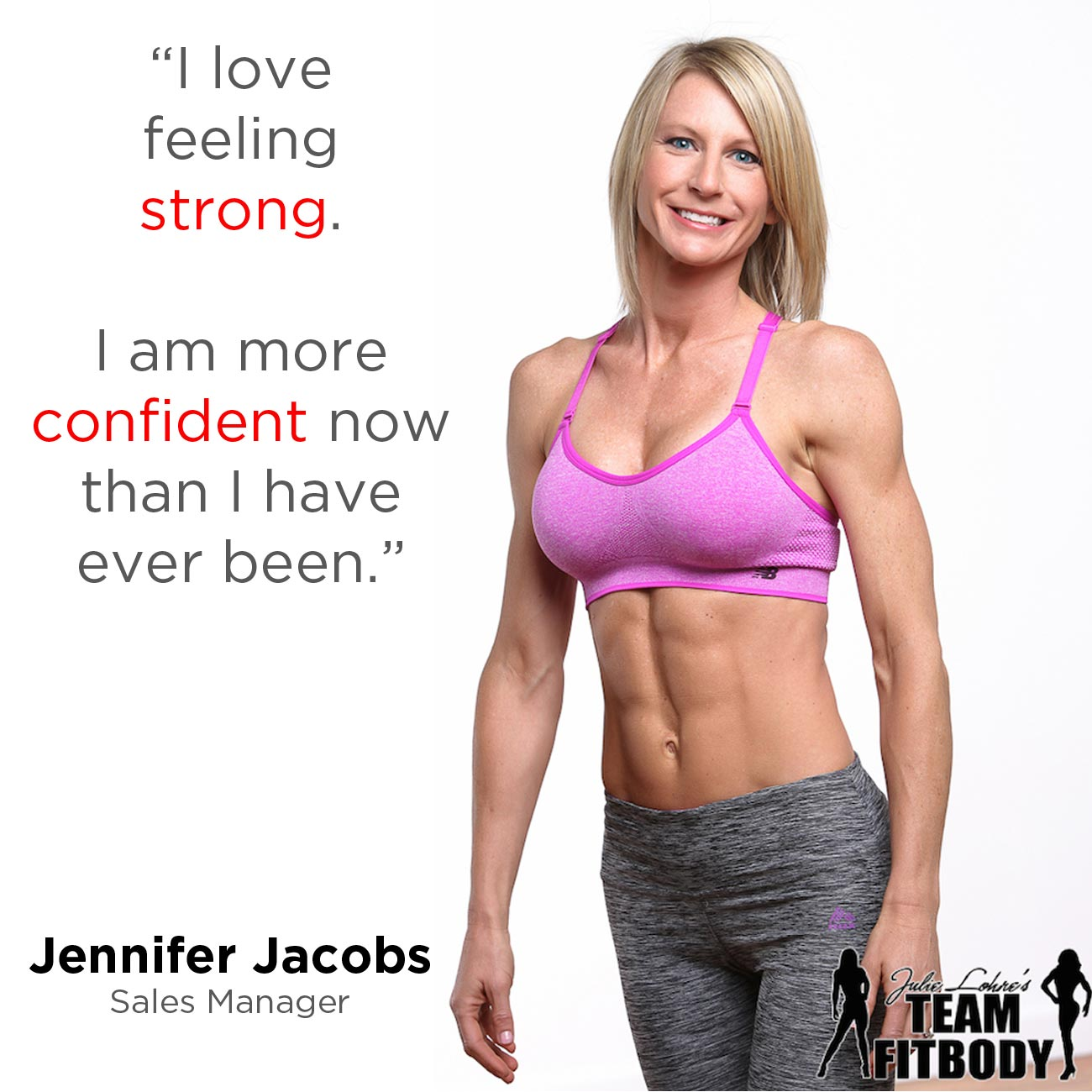 Jennifer Jacobs Fitness Motivation