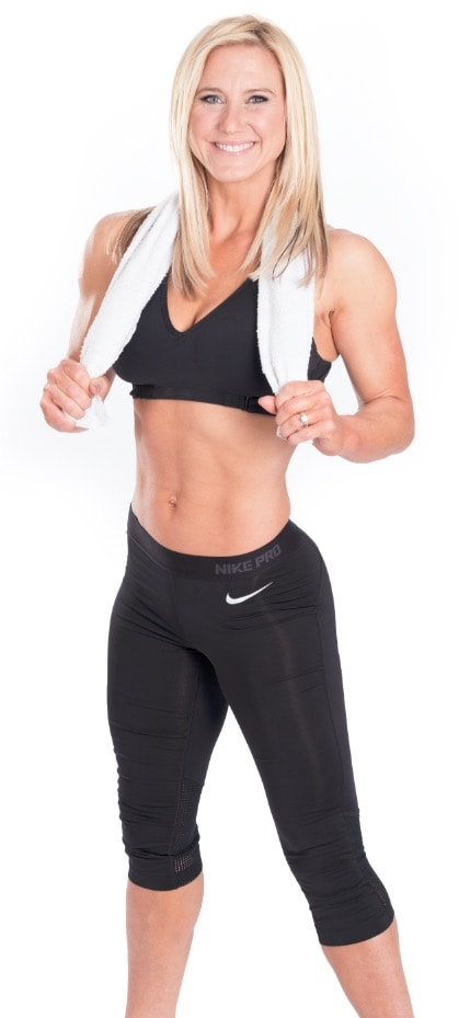 Women's Fitness Expert - Julie Lohre
