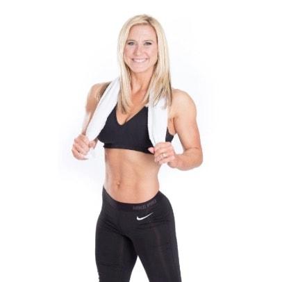 Julie Lohre Women's fitness tips